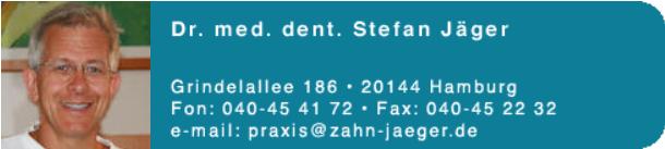 Zahnarztpraxis Dr. med. dent. Stefan Jäger